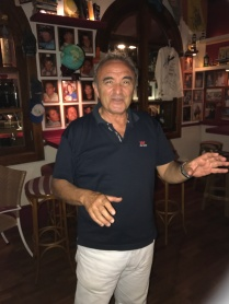 Jose, the owner