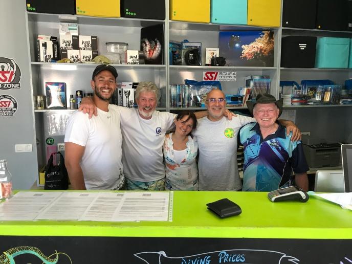 Rubicon Diving Professionals(Chris & Nico)- Museo Atlantico