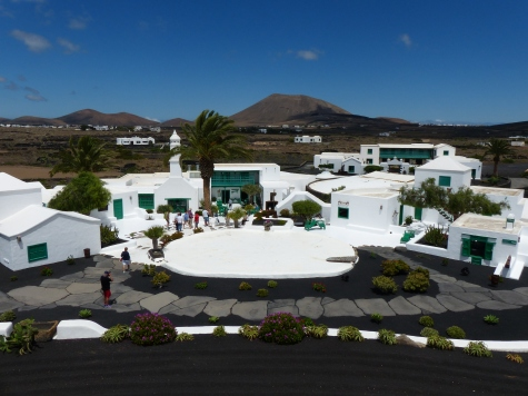 The colours of Lanzarote